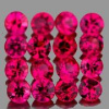 Mozambique Intense Red Ruby 1 carat 30 Pcs 1.9mm